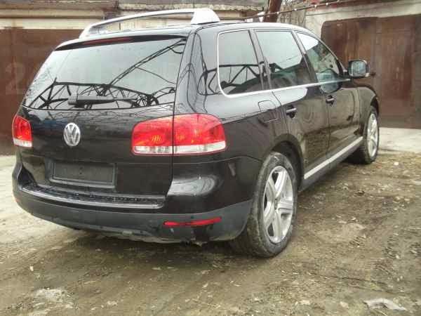 В разбор поступил - Volkswagen touareg