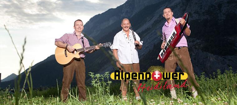 Alpenpower Heidiland