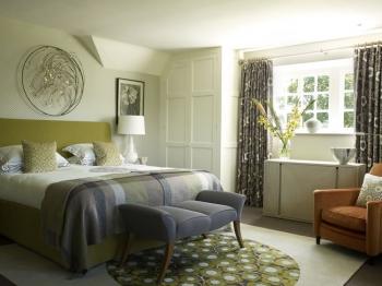 eye for design olive green interiors