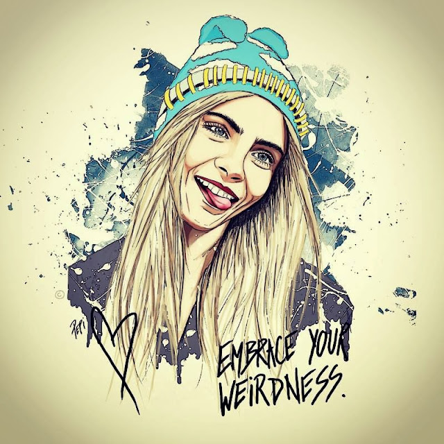 Cara-Delevigne-By-PepiArt-Fashion-Notes