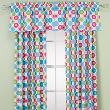 Kids Polka Dot Curtains Modern furniture kids window treatments design ideas 2011 express your own unique style with the addition of these colorful window panels tab top window curtain and rod pocket valance will add a bold look to your sisterspd