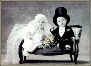 boda de niños
