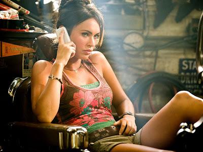 Megan Fox podría regresar a Transformers 4