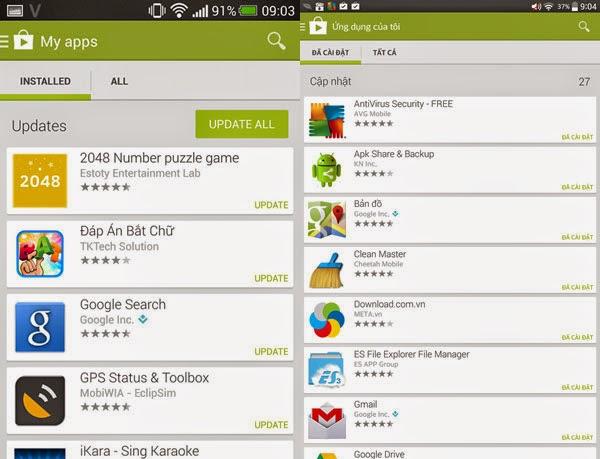 3 cách gỡ bỏ, xóa ứng dụng trên Android