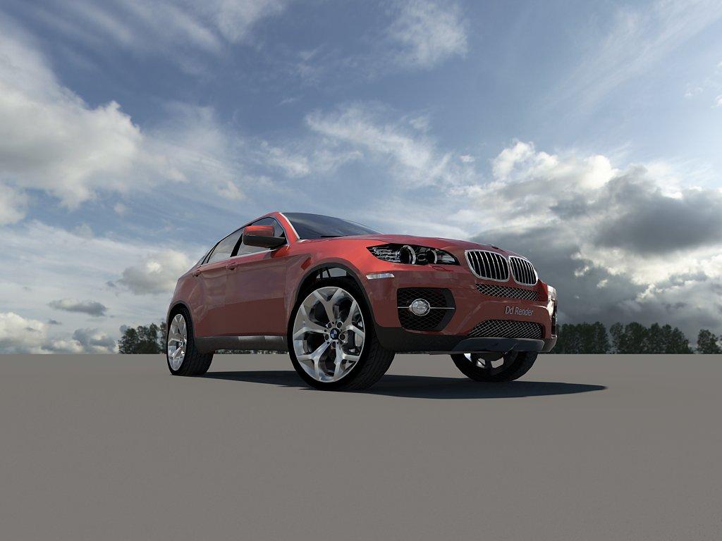 BMW X6 2010 title=