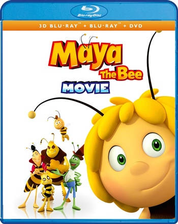 La abeja Maya. La película 1080p Latino