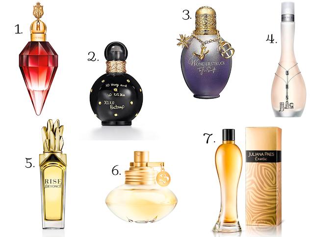 onde comprar, online, perfume, celebridades