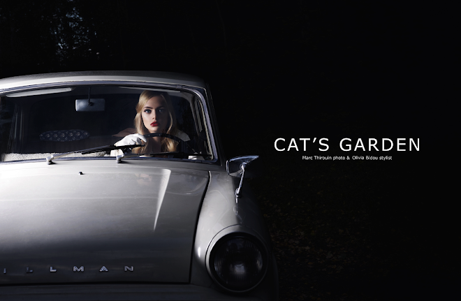 Victoire Magazine - Cat's garden - photos: Marc Thirouin