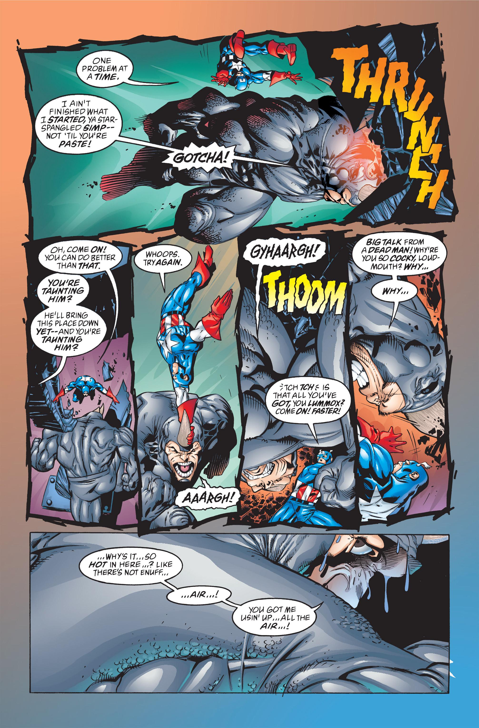 Captain America (1998) Issue #10 #16 - English 7