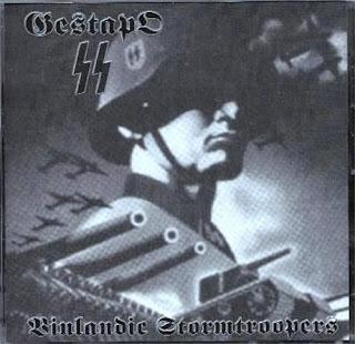 Gestapo SS - Vinlandic Stormtroopers [Compilation] (2002)