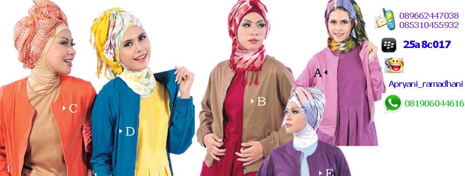 Baju Actual Basic - Toko Baju - Jual Baju - Busana Muslim