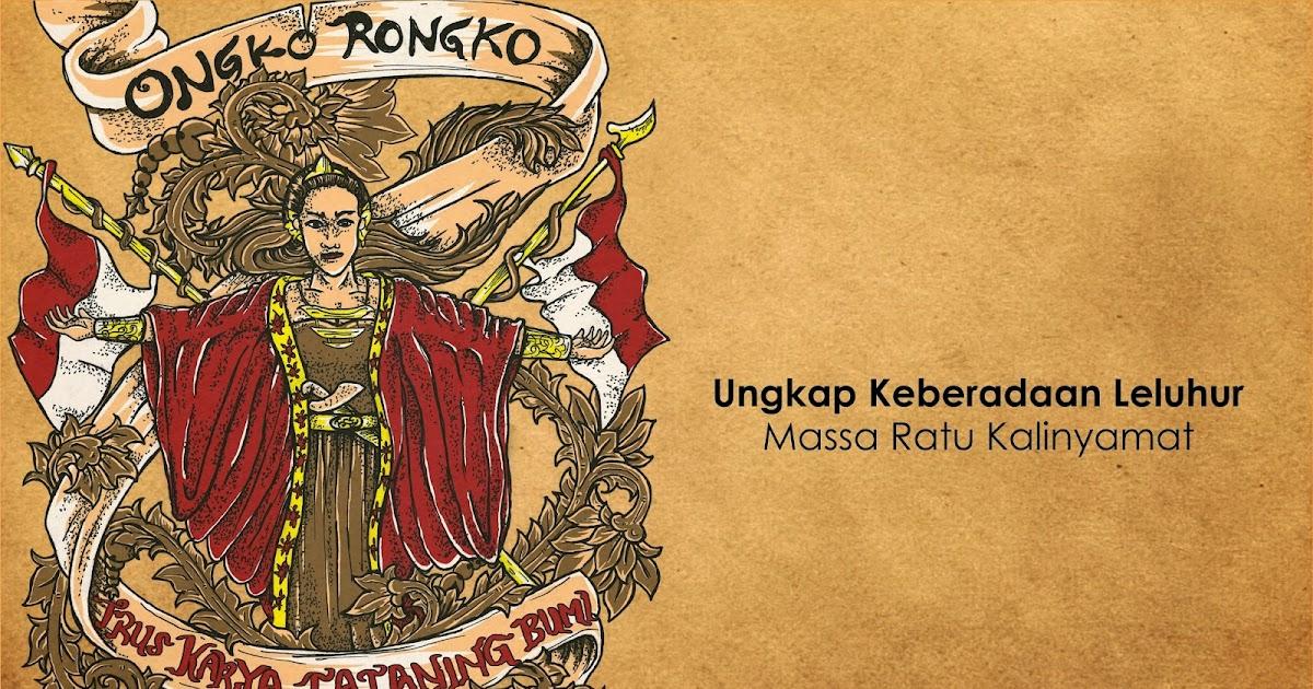 ilustrasi Ratu Kalinyamat oleh Ongko Rongko