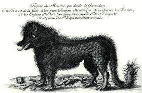 gevaudan monster2 - El monasterio del  Escorial, las puertas del infierno