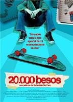 Poster de 20.000 Besos