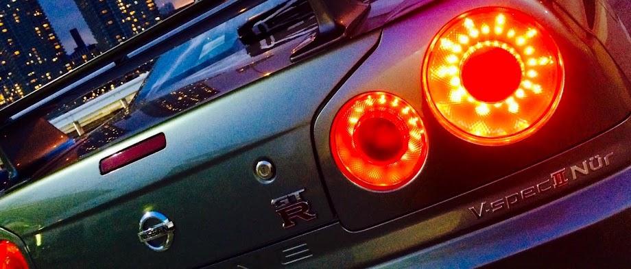 BNR34 GT-R