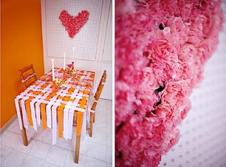Mesa p/Dia dos Namorados