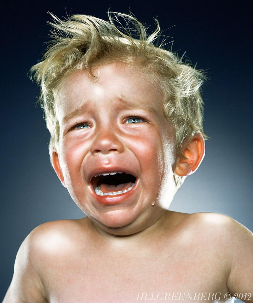 Kids Crying Images