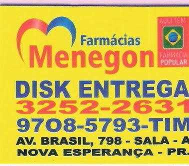 Farmácias Menegon