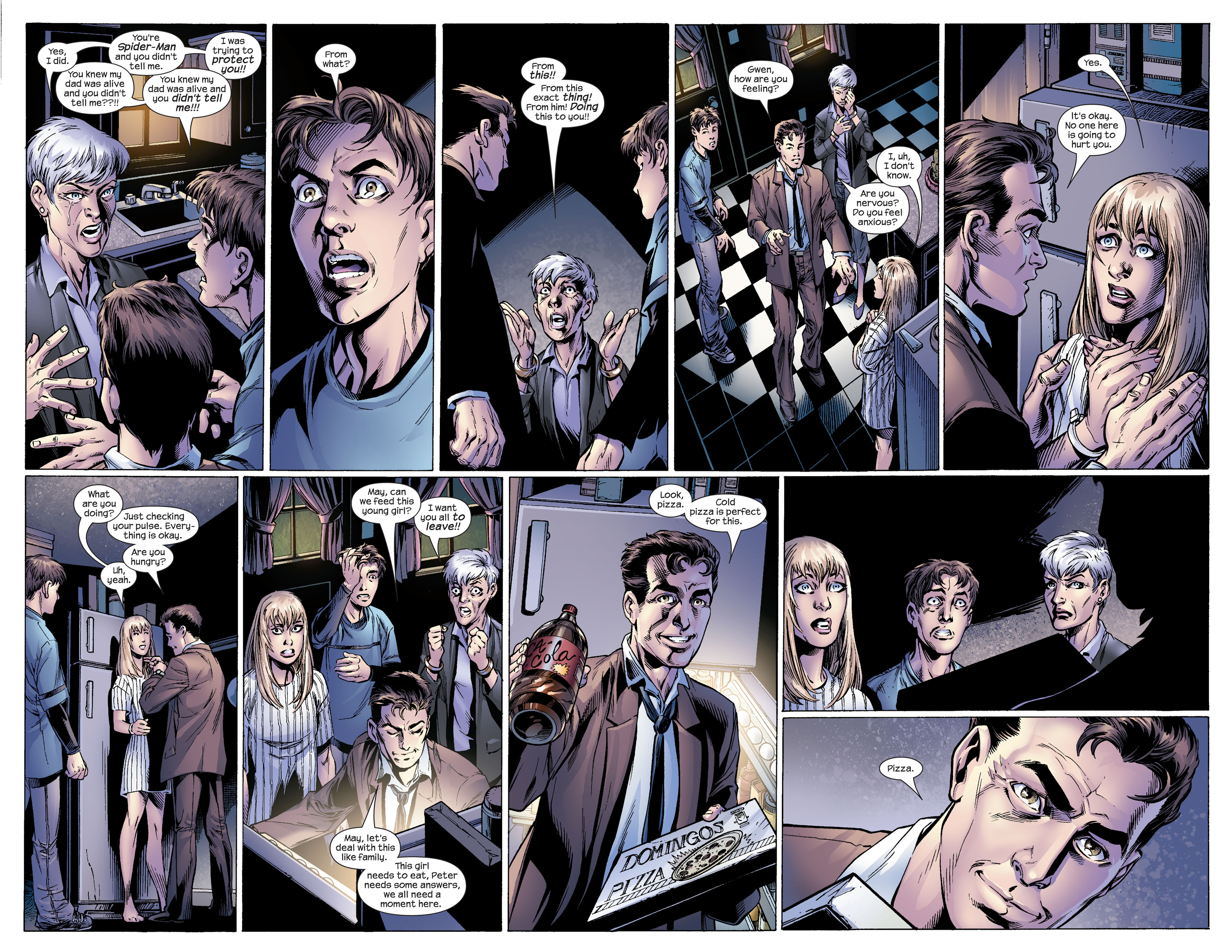 Ultimate Spider-Man (2000) Issue #100 #104 - English 6