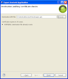 Create Android APK and Install on Android Device