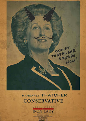"""Iron Lady"" Campaign Embraces Thatcher Hate"