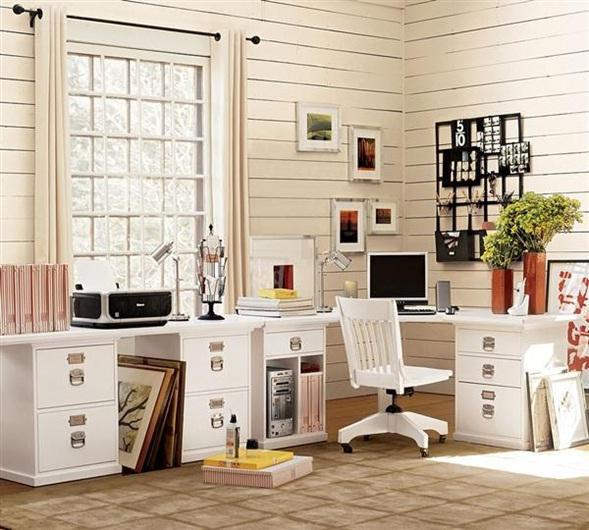 Decora y disena muebles de oficina en casa ideas de - Casa home muebles ...