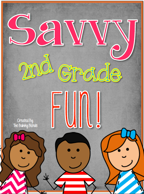 http://www.teacherspayteachers.com/Product/Savvy-Second-Grade-Fun-Fun-for-the-first-week-of-school-142970