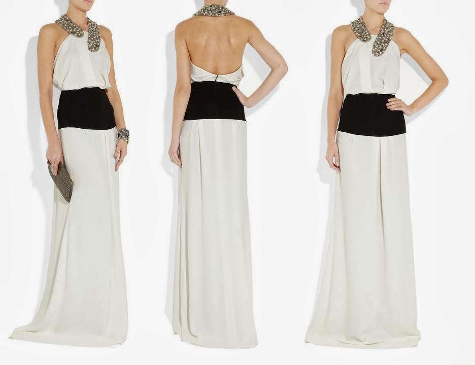 Vestido de fiesta de Victoria Beckham | contra la crisis yo elijo ...