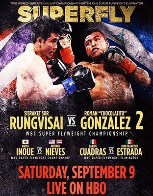 Ver Rungvisai vs Gonzalez 2 En Vivo Online