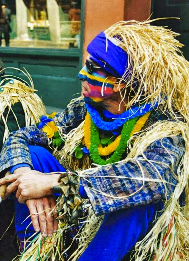 Happy Mardi Gras! Remembering Chuck Busch, founder of Mondo Kayo