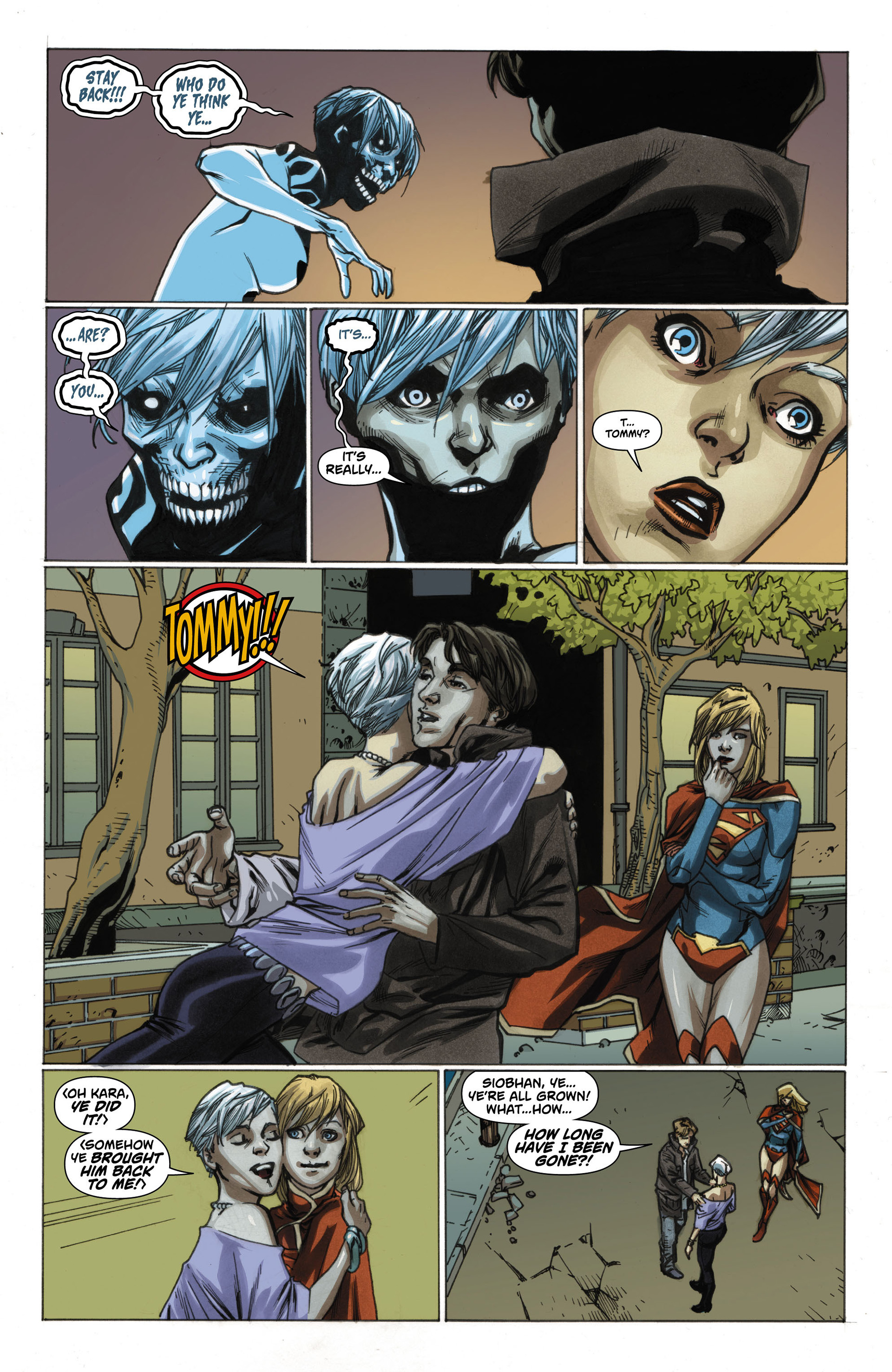 Supergirl (2011) Issue #10 #12 - English 18