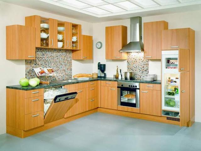 amenagement petite cuisine  idées déco pour maison moderne