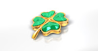 4 leaf clover jewelry