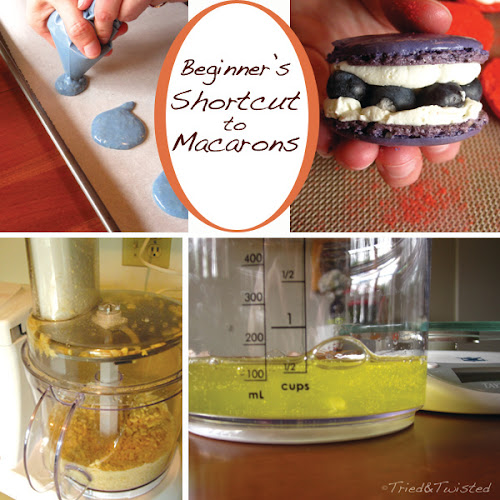 Beginner's Shortcut to Macarons | Tried & Twisted