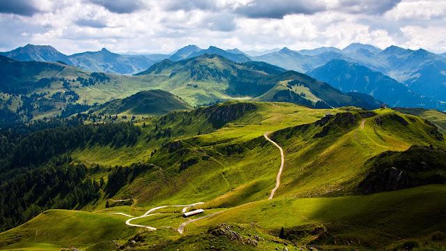 Kitzbuheler Horn in Tyrol