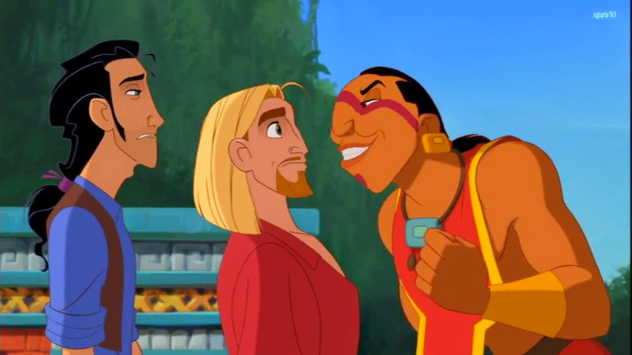 The Road to El Dorado 2000 Dual Audio Hin-Eng