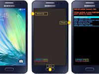Cara Masuk Recovery Mode Samsung Galaxy A3