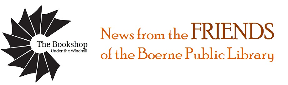 News From the Friends of the Boerne Public Library