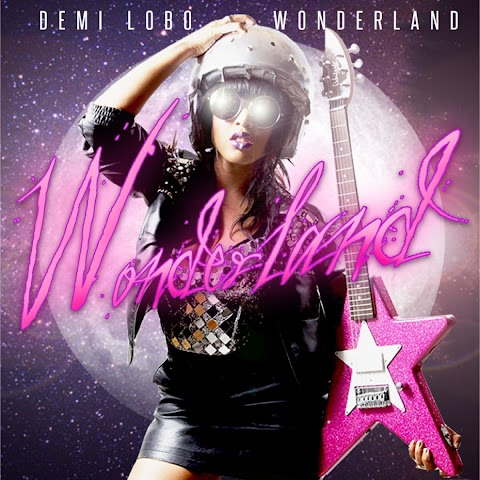Demi Lobo - Wonderland Album Art