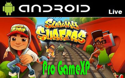 Subway Surfers 1.0 Game Android-pro gamexp