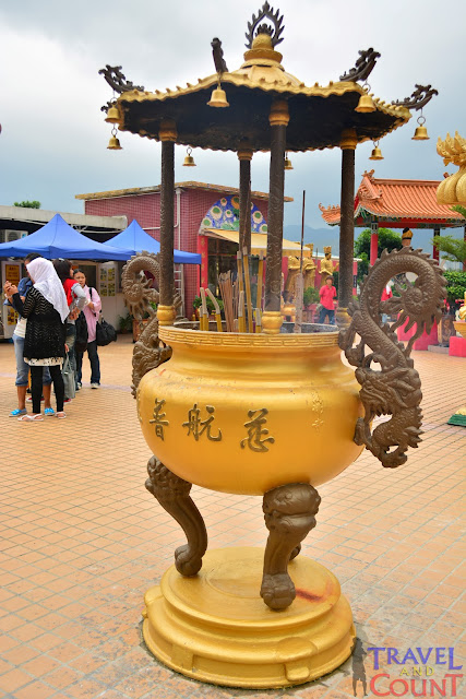 Thousand Buddha Monastery Sha Tin Hong Kong