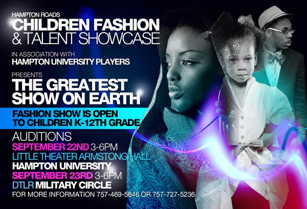Children Fashion And Talent Show