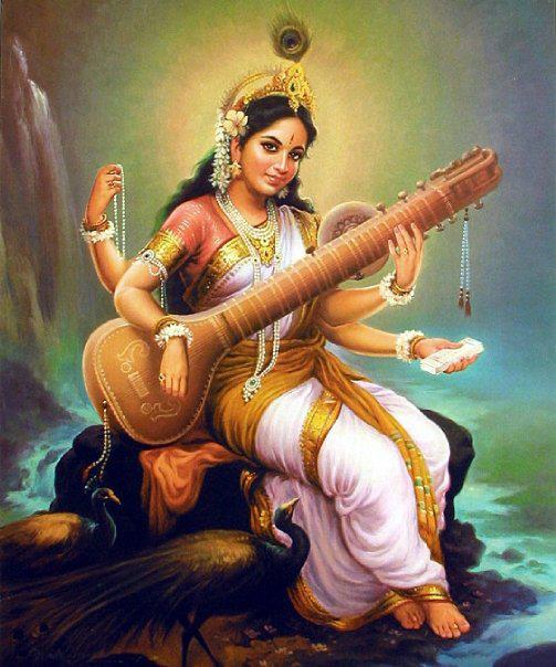 decode hindu mythology finding river saraswati