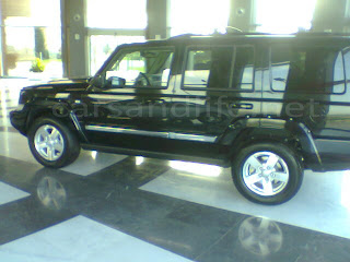 Car of the Day # 12 Jeep Commander