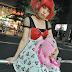 No es Halloween es moda japonesa
