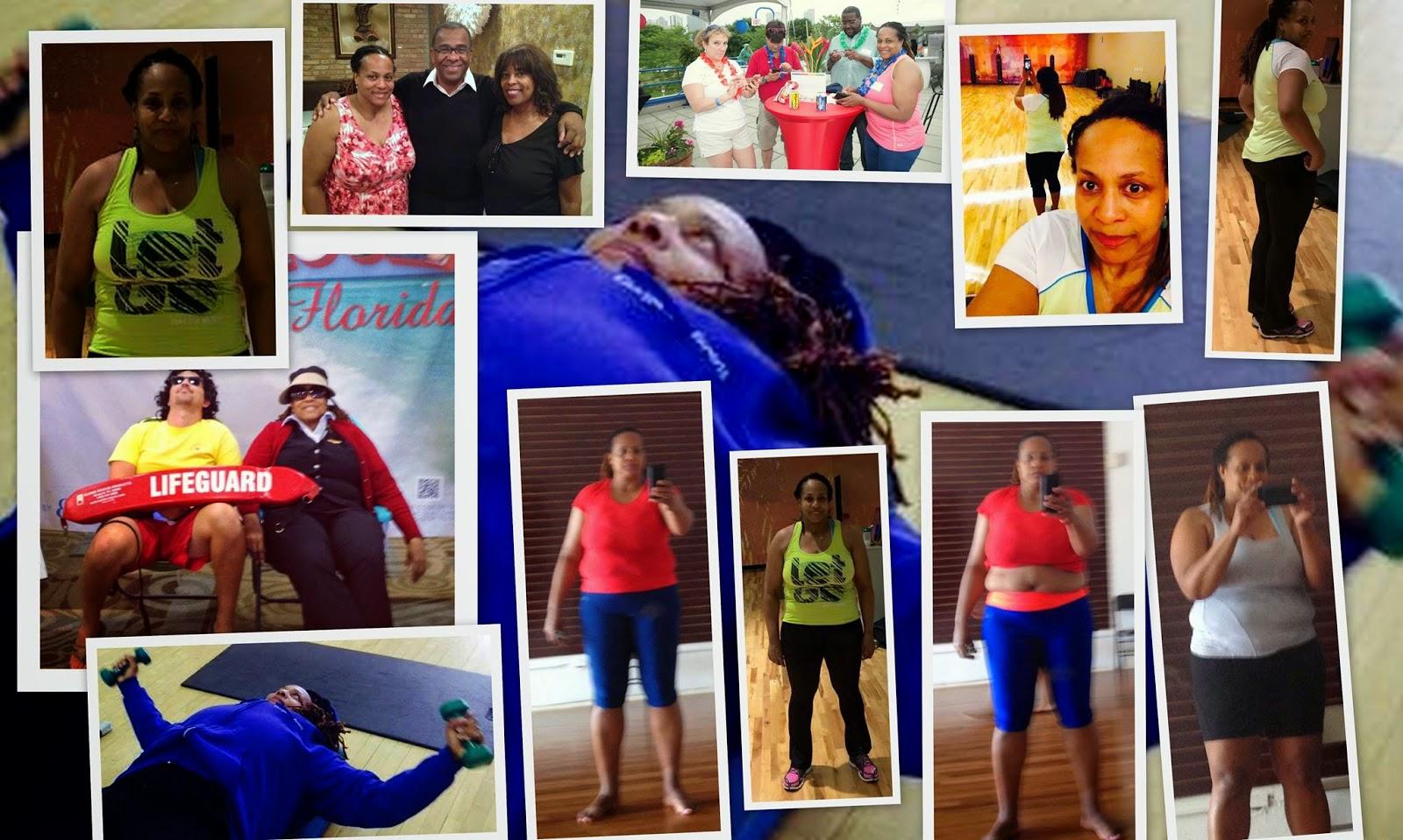 Janice's Weightloss Progress May 2014 to February 2015