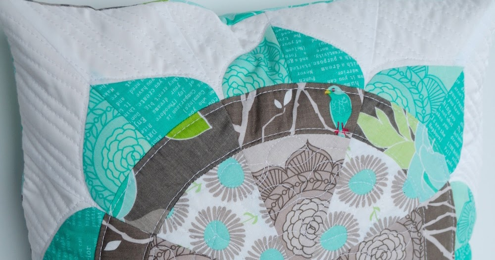 Blank Decorative Pillow Cases : from blank pages...: Tutorial: Decorative Pillow Case with Hidden Zipper