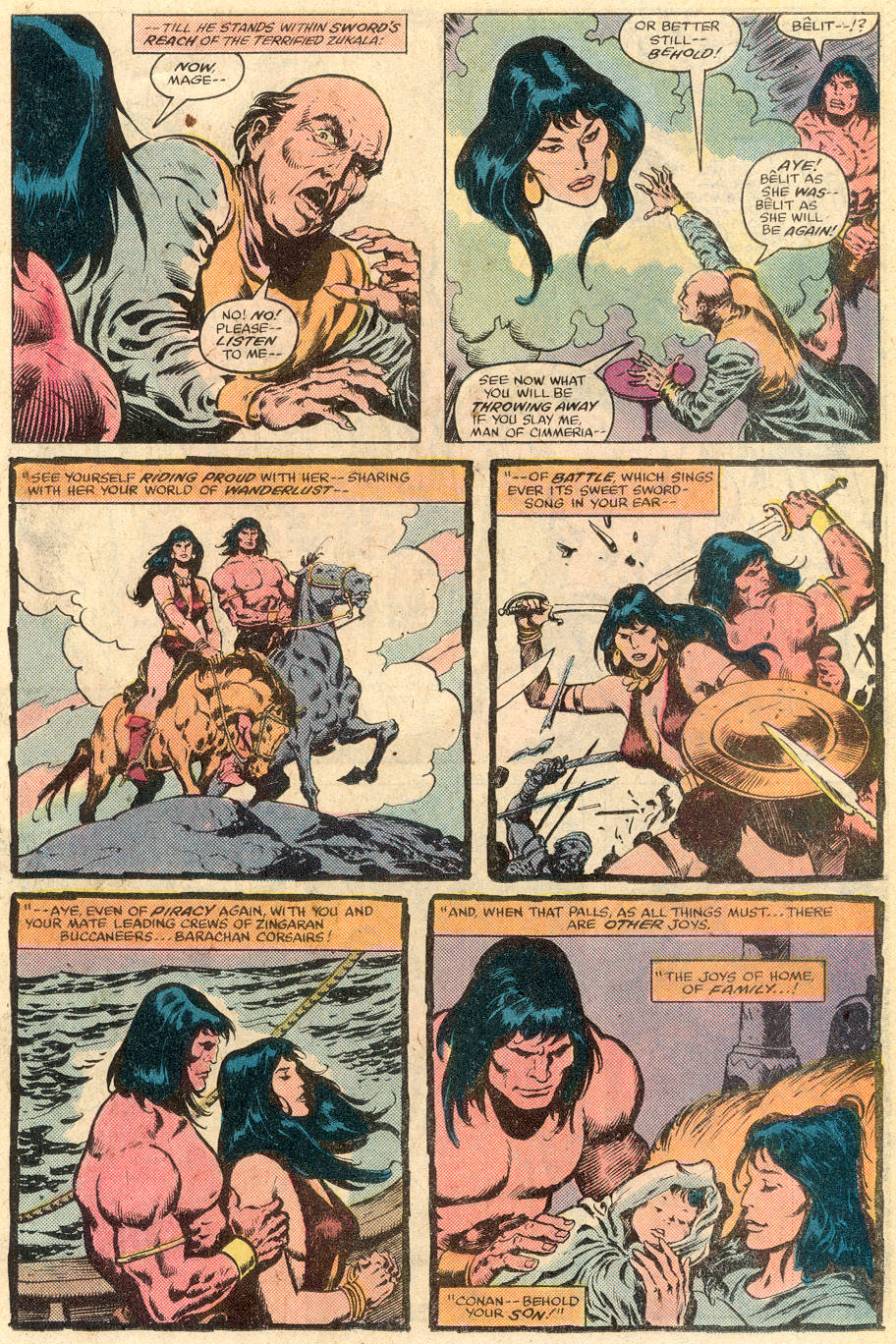 Conan the Barbarian (1970) Issue #115 #127 - English 27