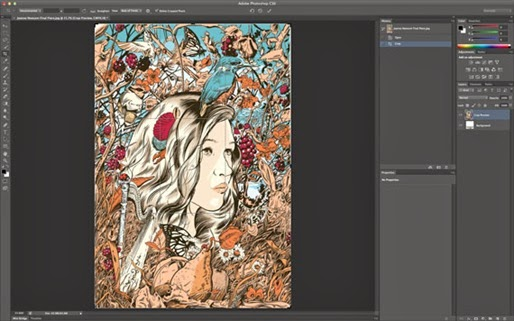 Photoshop CS6′S New Crop Tool Step-by-Step