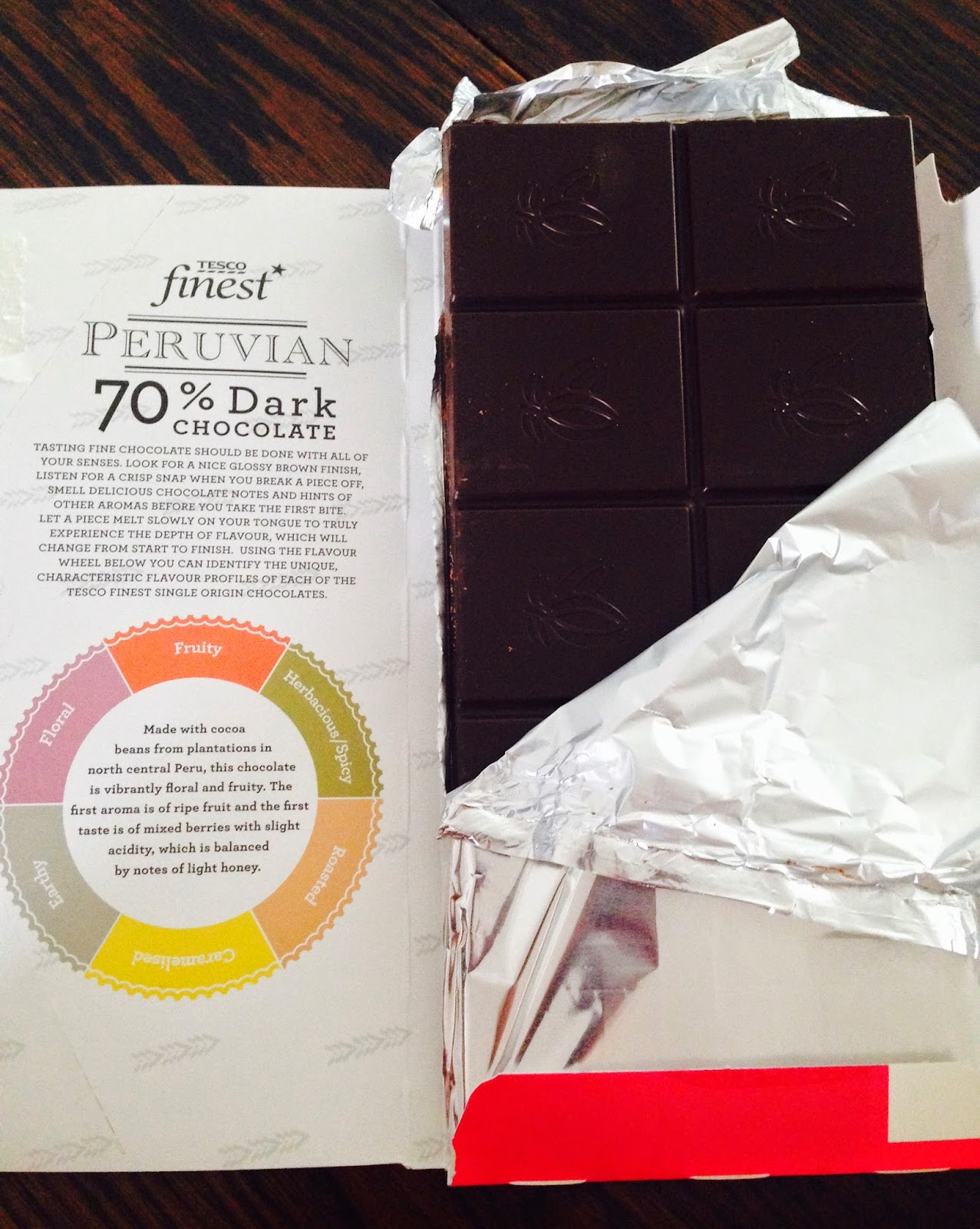 Dark Chocolate Healthy What I Eat in a Day Glasgow Girls Guide